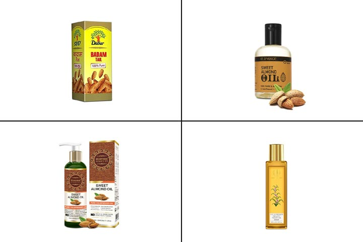 10 Best Almond Oil Brands For Skin In India You Must Try!-1