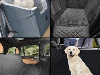 11 Best Car Seat Covers For Dogs In 2021