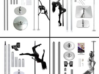 11 Best Dance Poles For Home Use In 2021