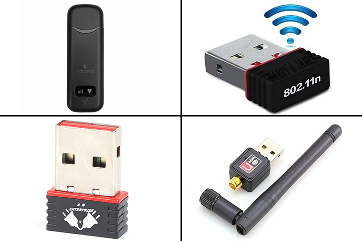 11 Best Wi-Fi Dongles In India In 2021