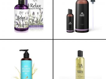 13 Best Oils For Body Massage