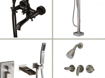 15 Best Bathtub Faucets To Buy in 2021