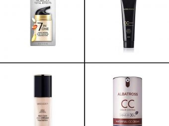 15 Best CC Creams In India In 2021