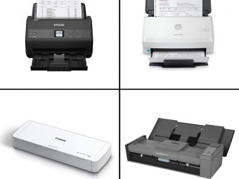 15 Best Document Scanners For Home In 2021