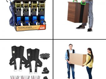 15 Best Moving Straps To Buy In 2021