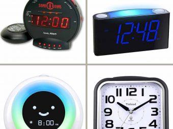 19 Best Alarm Clocks To Buy In 2021