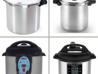 9 Best Pressure Canners To Buy In 2021