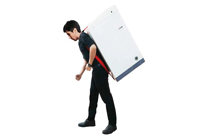ArtiGifts Furniture Appliances Lifting and Moving Straps
