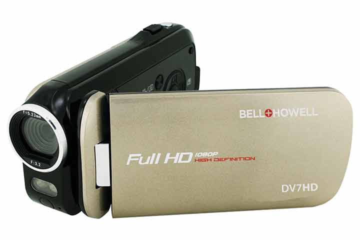 Bell+Howell Camcorder