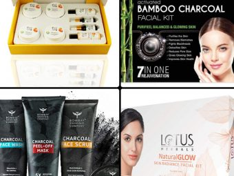 11 Best Facials For Oily Skin In India In 2021