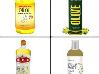 11 Best Olive oils For Skin In India In 2021