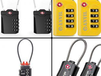 13 Best TSA Luggage Locks in 2021