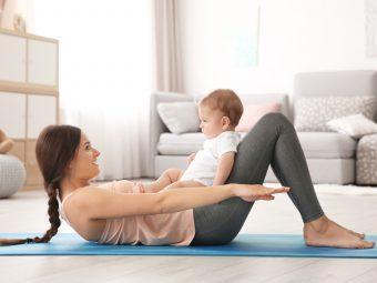 ब्रेस्टफीडिंग मां के लिए 10 बेस्ट योगासन | Best Yoga Poses For Breastfeeding Mothers