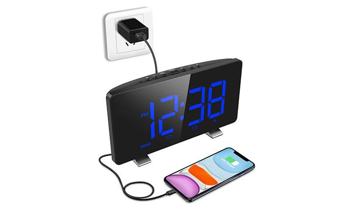 Elegiant Alarm Clock