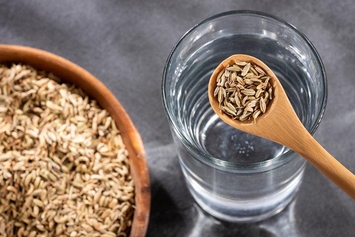 Fennel water recipe