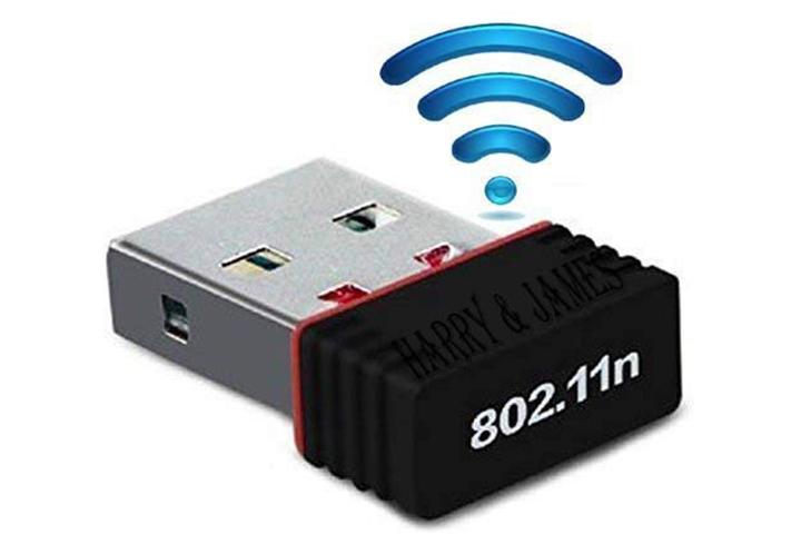 Harry & James USB Wireless Wi-Fi Adapter