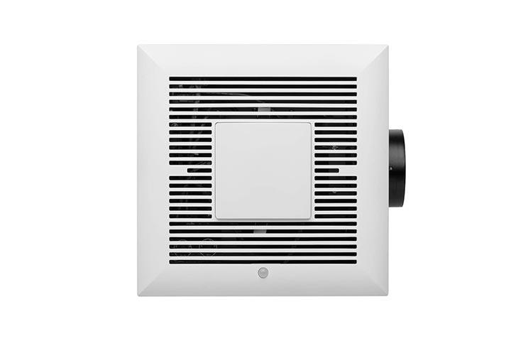 Hauslane Humidity And Motion Sensor Electric Fan