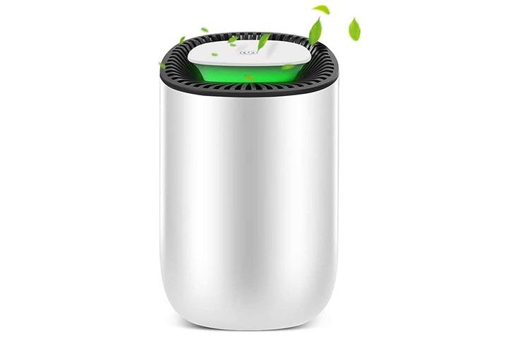 Honati Ultra Quiet Portable Mini Dehumidifier