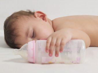 बच्चों की रात में दूध पीने की आदत छुड़ाने के टिप्स   How To Stop Baby Feeding In Night In Hindi