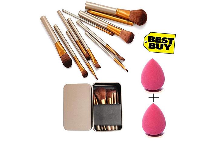Kylie Makeup Brush Set