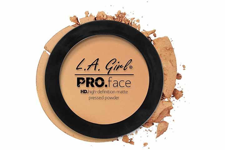 L.A Girl HD Pro Face Pressed Powder