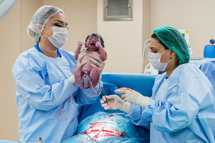 Medical reasons necessary to perform a cesarean