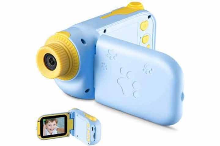 RUilY Kids Camcorder