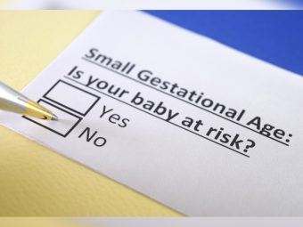 Small For Gestational Age (SGA) Baby: Causes And Treatment