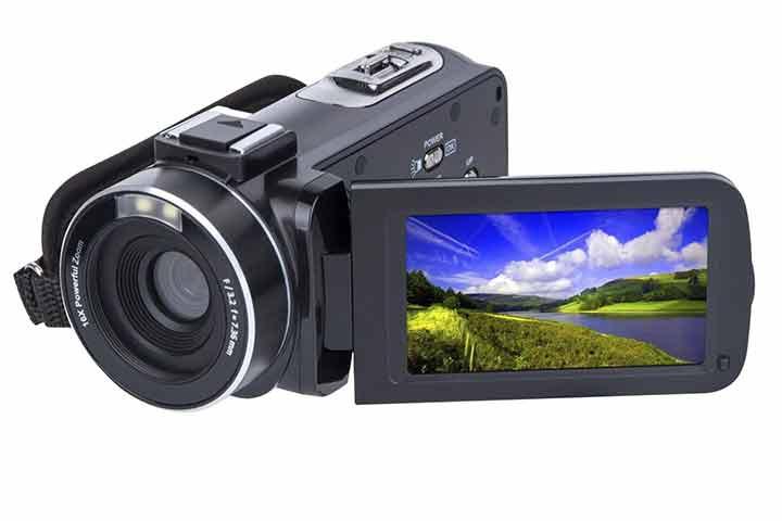 Sosun HD Video Camcorder