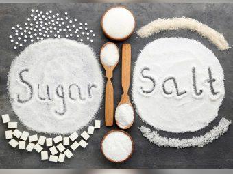 1 वर्ष की आयु तक शिशुओं को नमक और चीनी देने की मनाही क्यों है? | Sugar And Salt For Babies In Hindi