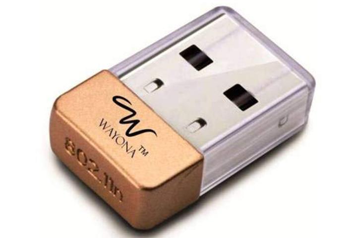 Wayona USB Wi-Fi Adapter Wyn 12 N150