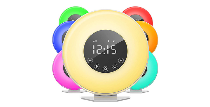 hOmeLabs Alarm Clock