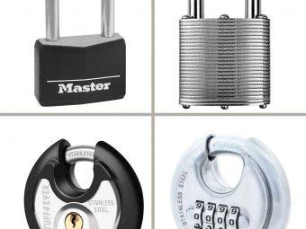 11 Best Locks For Storage Units In 2021