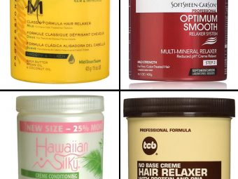 13 Best Relaxers For Black Hair To Buy In 2021