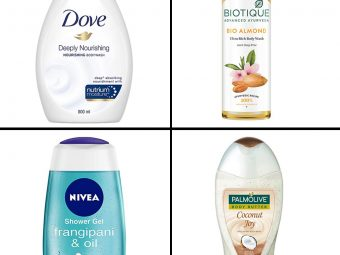 17 Best Body Washes In India In 2021