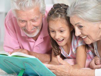 25 Short Poems For Granddaughters