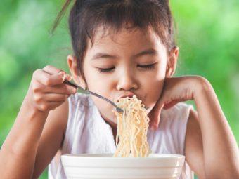 क्या बच्चों को नूडल्स खिलाना सुरक्षित है? | Bachon Ke Liye Noodles Ke Nuksan