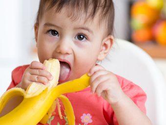 बच्चों के लिए केला: कब देना शुरू करें, फायदे व रेसिपीज | Banana For Baby In Hindi
