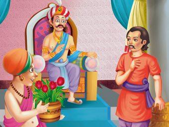 तेनाली रामा की कहानियां: बेशकीमती फूलदान   Beshkimti Fooldaan Story in Hindi