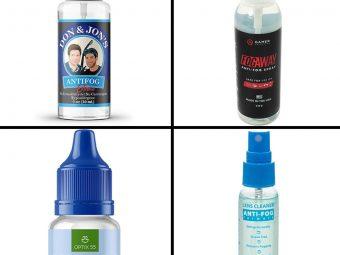 10 Best Anti-Fog Sprays in 2021