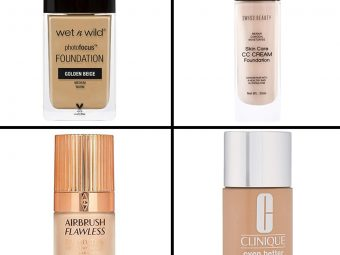 11 Best Foundation Creams In India in 2021