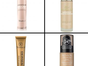 15 Best Full-Coverage Foundations in India In 2021