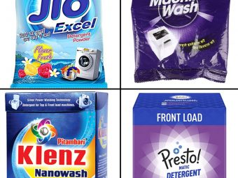 11 Best Washing Powders For Washing Machine In India In 2021