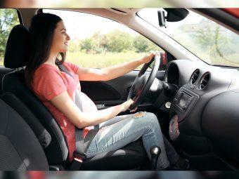 प्रेगनेंसी में कार ड्राइविंग करना: कब करें, कब न करें व जरूरी सेफ्टी टिप्स | Car Driving In Pregnancy In Hindi