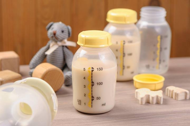 High Lipase Milk