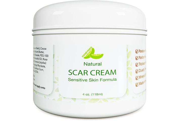 Honeydew Scar Cream