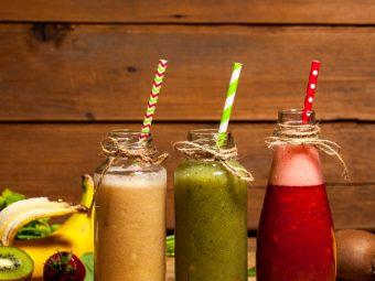 12 YummyLactation Smoothie Recipes To Boost Milk Supply