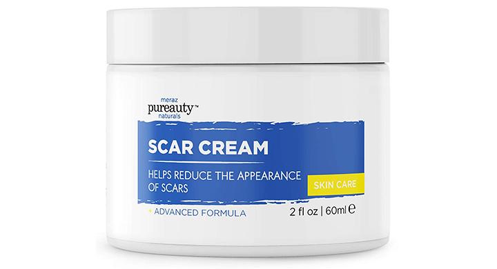 Meraz Pureauty Naturals Store Scar Cream