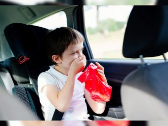 Motion Sickness In Kids: Signs, Causes, Treatment And Prevention