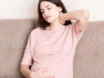 प्रेगनेंसी के दौरान गर्दन में दर्द होना: कारण, घरेलू इलाज व व्यायाम    Neck Pain During Pregnancy In Hindi
